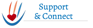 Support and Connect with phone line support